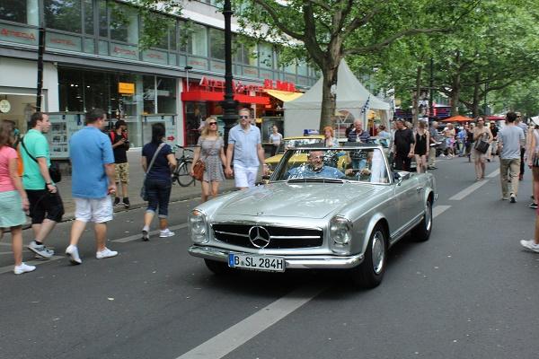 MIG - german auto show Wendy PCSing Europe 16