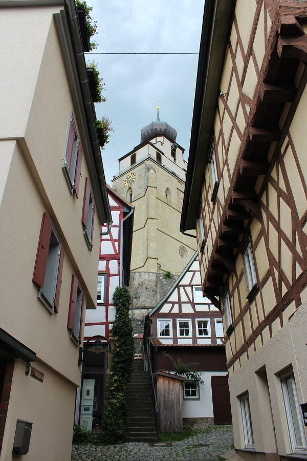 MIG - german town Wendy PCSing into Europe 16