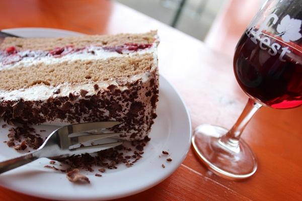 MIG - tasty treats Wendy Wine Walks near Stuttgart May 16