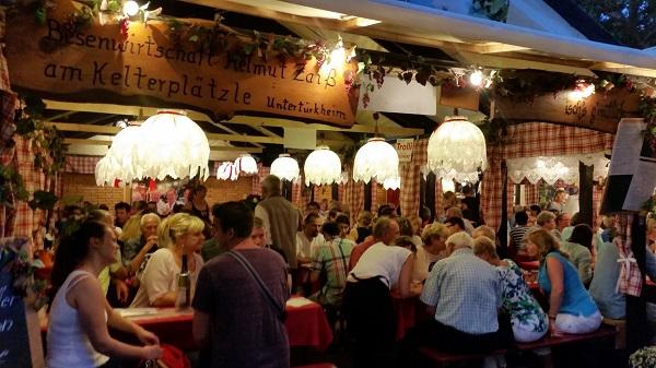 Weinfest Wendy Summer street festivals in Stuttgart May 16 16