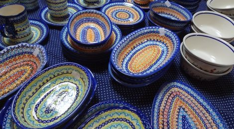 cover photo Cheryl Beginner's Guide to Polish Pottery Shopping in Boleslawiec Poland May 16