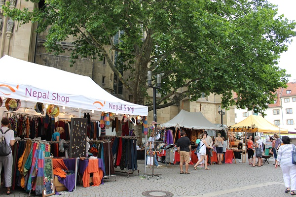 tents Wendy Summer street festivals in Stuttgart May 16 16