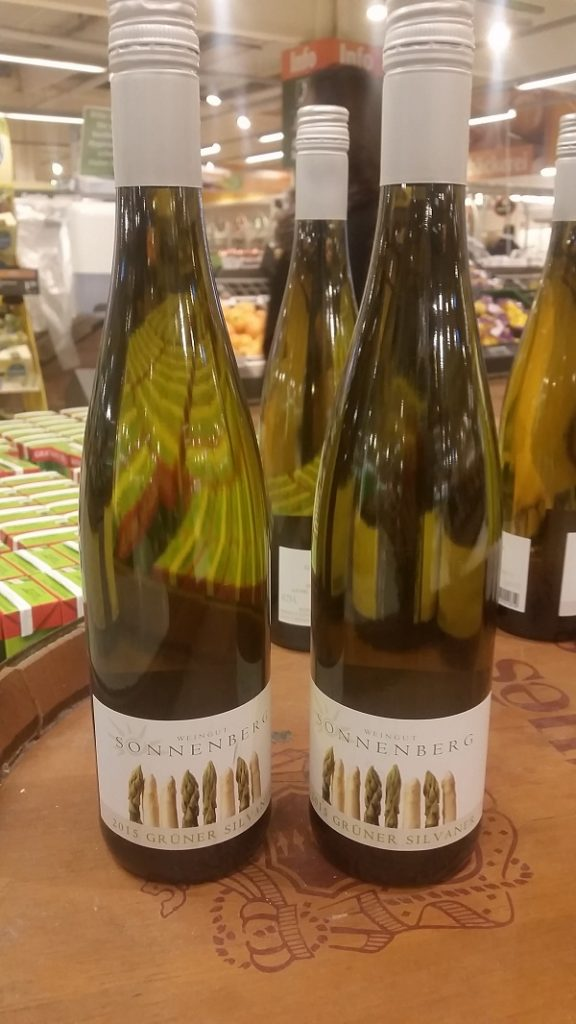 wine Gemma For the Love of Spargel May 16