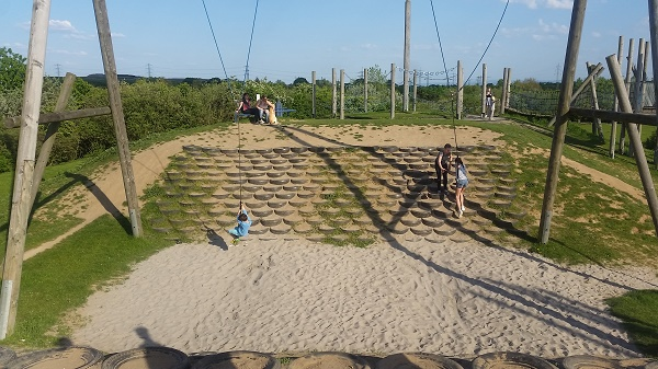 15 Gemma Family fun at the Hochheim Playground June 16