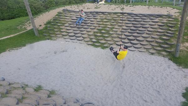16 Gemma Family fun at the Hochheim Playground June 16