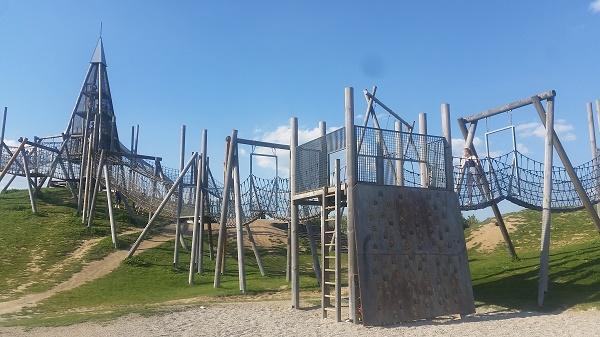 3 Gemma Family fun at the Hochheim Playground June 16