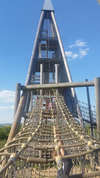 8 Gemma Family fun at the Hochheim Playground June 16
