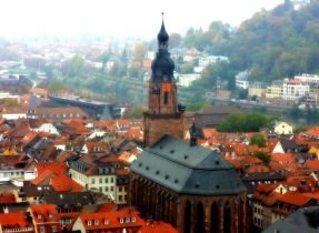 Cover Photo Cheryl Five Easy Day Trips from Kaiserslautern June 16