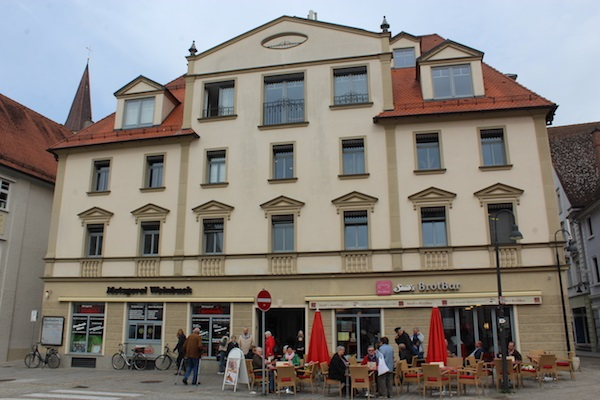 MIG - Ehingen Architecture Wendy Beer Culture and the town of Ehingen June 16