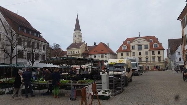 MIG - Ehingen market Wendy Beer Culture and the town of Ehingen June 16