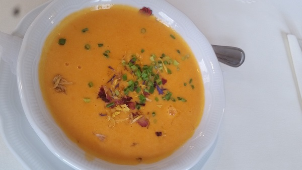 MIG - Ehinger Rose crab soup Wendy Beer Culture and the town of Ehingen June 16