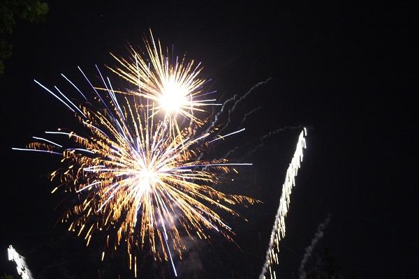 MIG Fireworks 2 Wendy Fireworks A BLAZIN' in Baden-Württemberg June 16