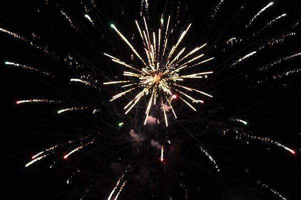 MIG - Fireworks Patch 1 Wendy Fireworks A BLAZIN' in Baden-Württemberg June 16