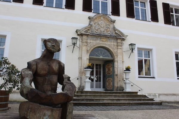 MIG - Mochental art museum Wendy Beer Culture and the town of Ehingen June 16