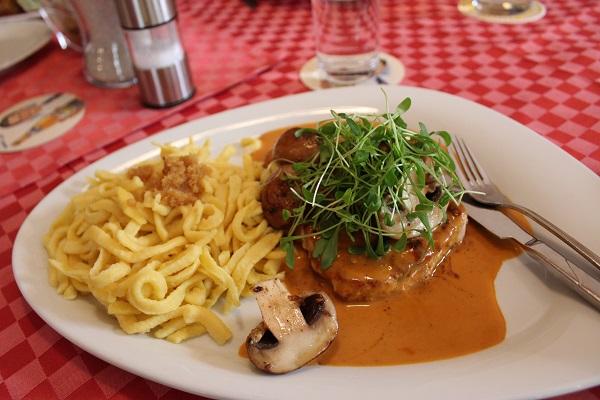 Schnitzel Wendy The Blue Waters of Blaubeuren June 16