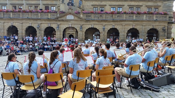 American youth band Wendy Rothenburg ab der Tauber July 16