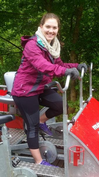 MIG - Heidi trolley rides Wendy Trolley Rides in the Swabian Alb July 16