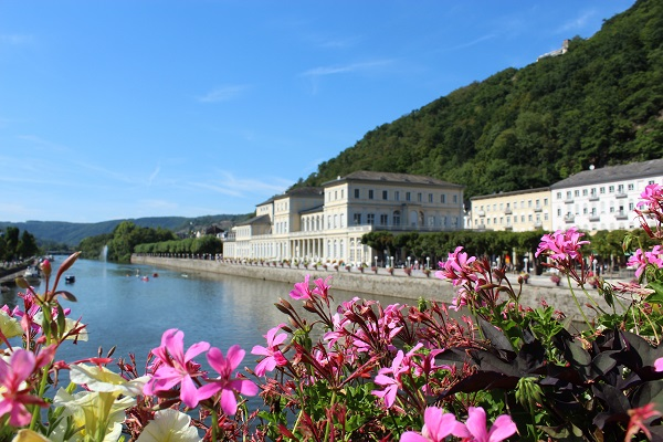 MIG - Bad Ems view of Lahn Wendy The largest flower parade and festival in Germany August 16