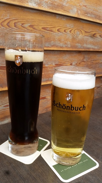 MIG - Schonbuch beer Wendy The beer gardens (Biergarten) of Stuttgart August 16