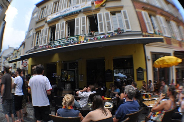 Scotch and Soda Gemma Top 5 Places to Dine Outside in Wiesbaden August 16
