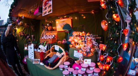16 lights craft Gemma  Eltville Christmas Market