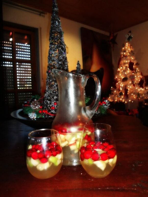 White Christmas In Germany.A White Christmas Sangria Travel Events Culture Tips