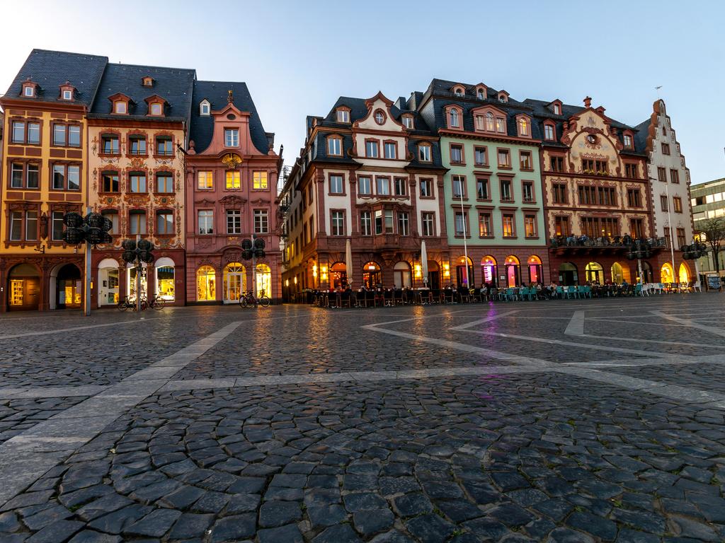 Markt De Mainz